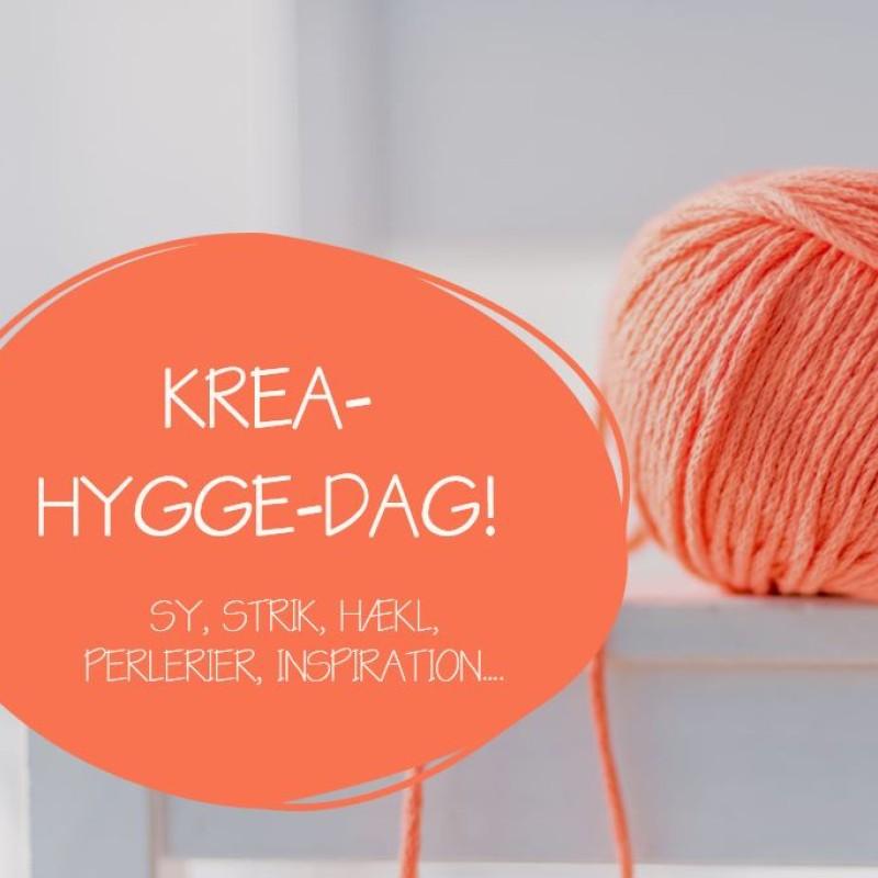 KREA-HYGGE-DAG 13.10.20