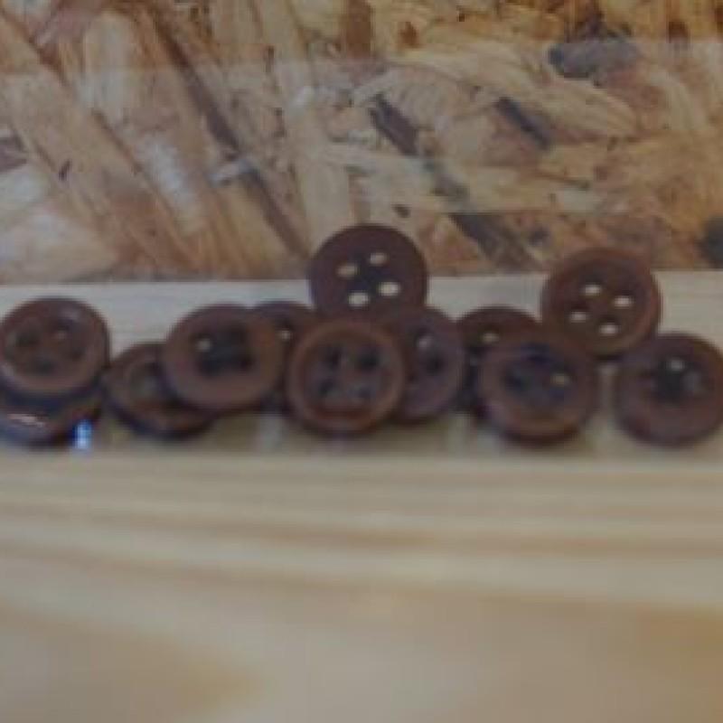 Mini knapper - 1 cm