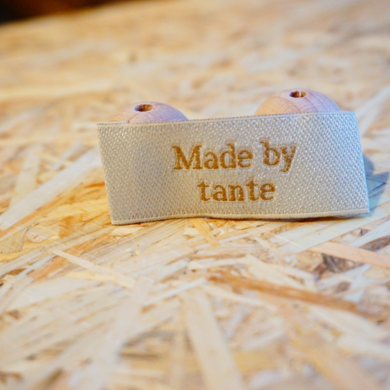 Labels Made By Tante