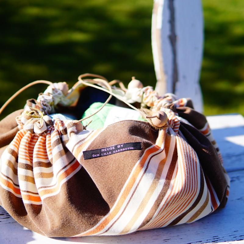Den Lille Garnbutik taske - 6