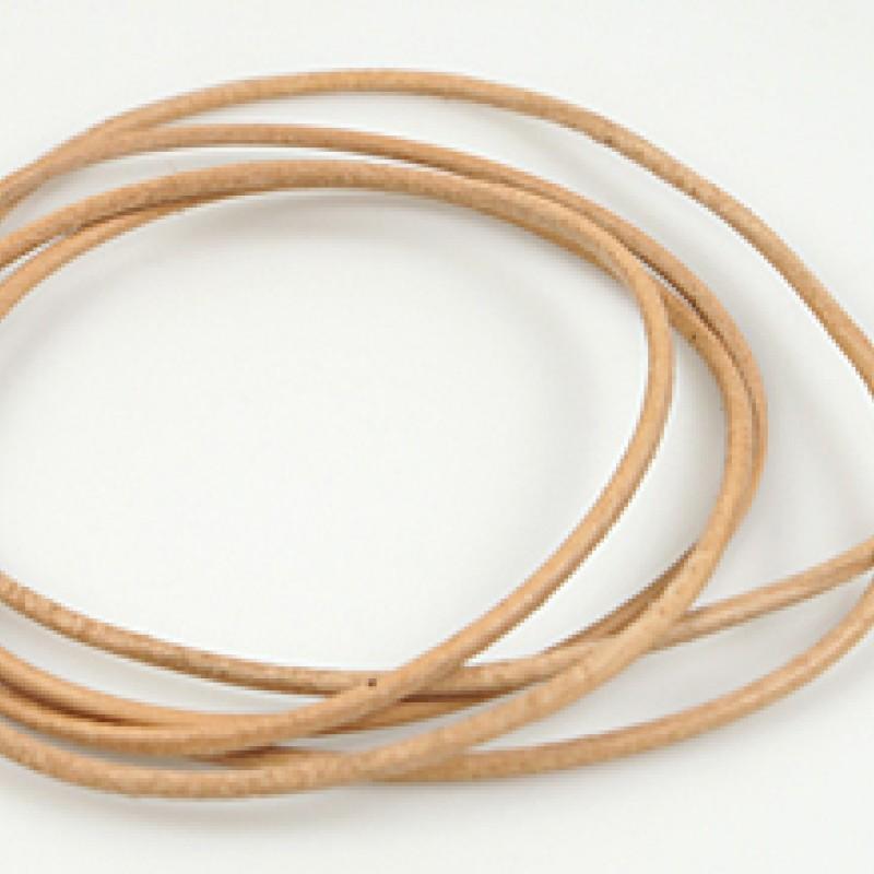 lædersnørre 1 meter