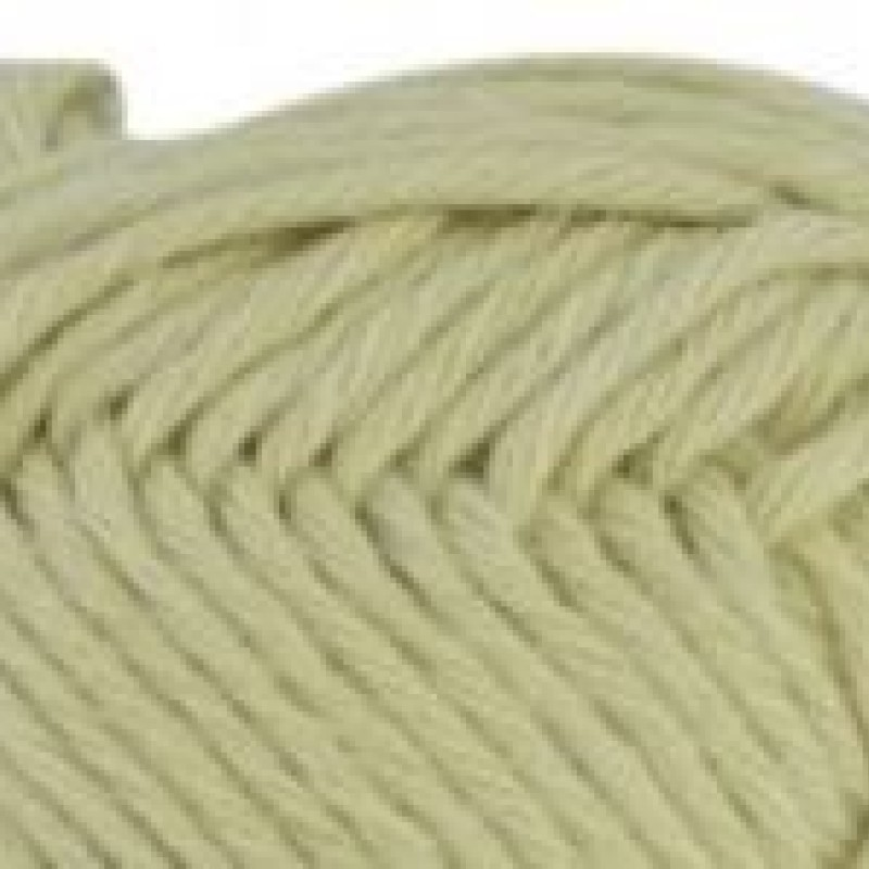 1031 Pastel Yelllow - 8/8 Bomuld