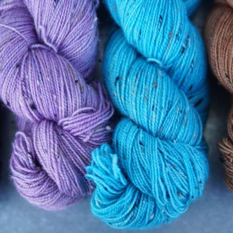 BFL Donegal Tweed