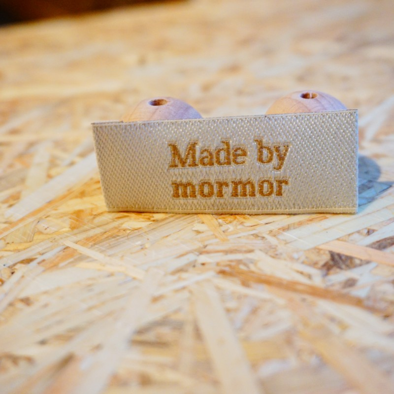 Labels - Made by Mormor