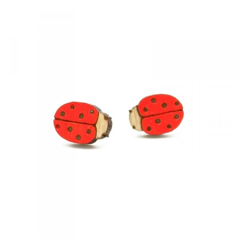 Lady Bird Earrings by Layla Amber