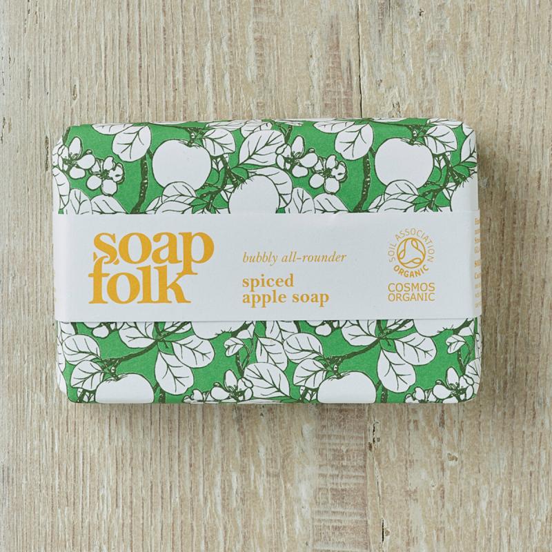 Spiced Apple Soap by Soap Folk