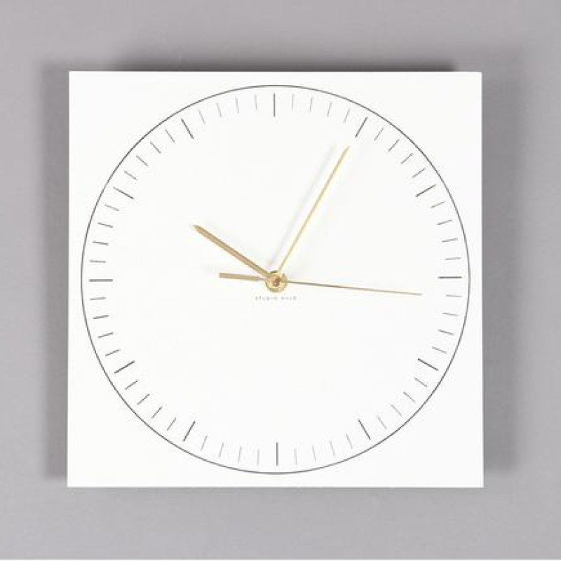 Paper Clock by Studio Wald