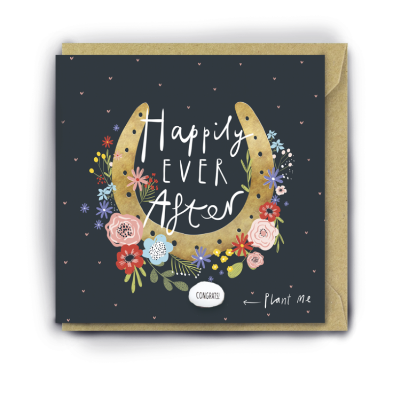HAPPILY EVER AFTER Card by Lucy and Lolly