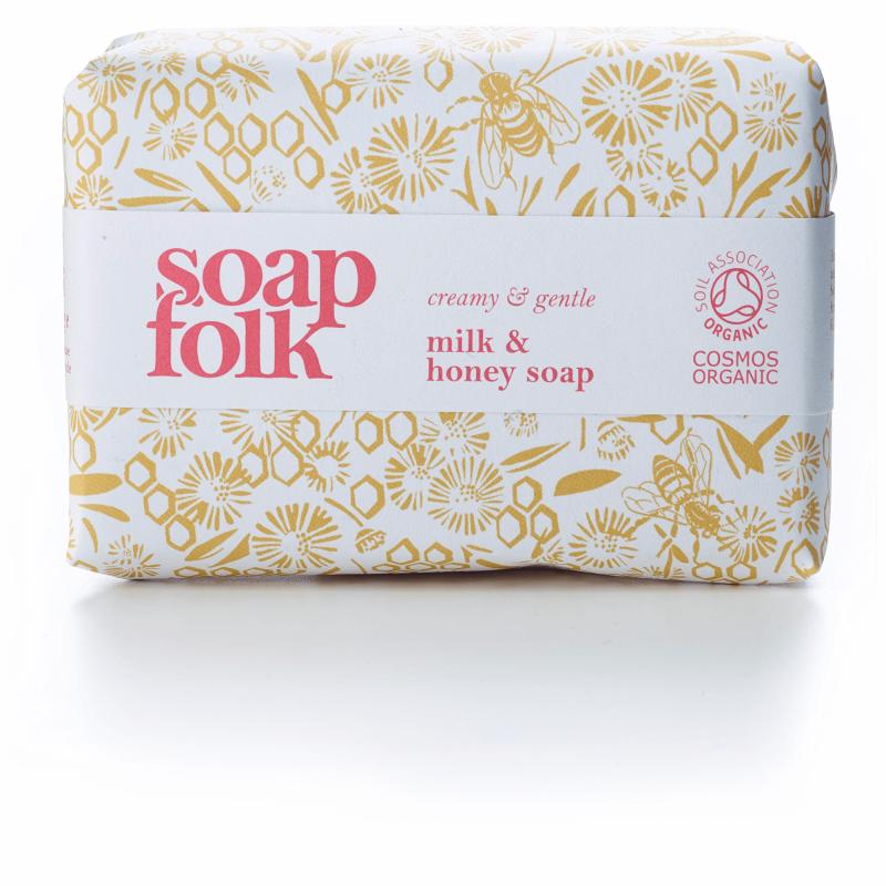 Milk & Honey Soap by Soap Folk
