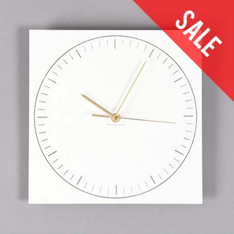SALE Paper Clock by Studio Wald