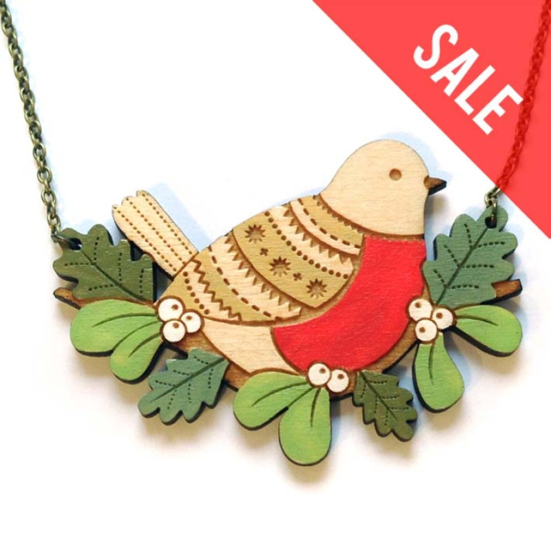 SALE Robin Necklace by Layla Amber