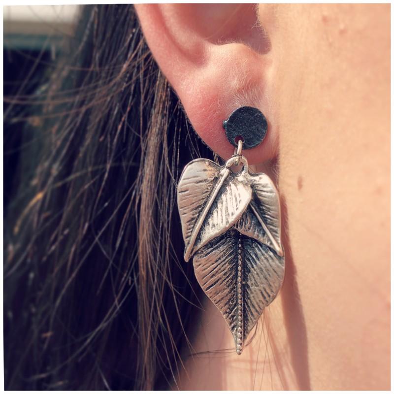 Örhängen leaf