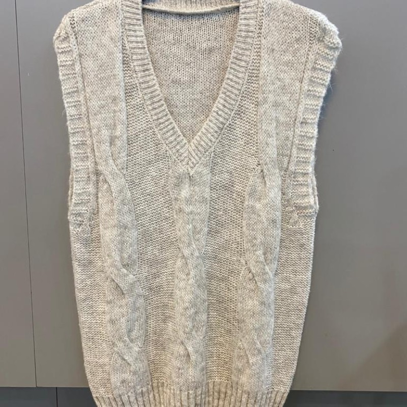 Train of trend, pullover natur