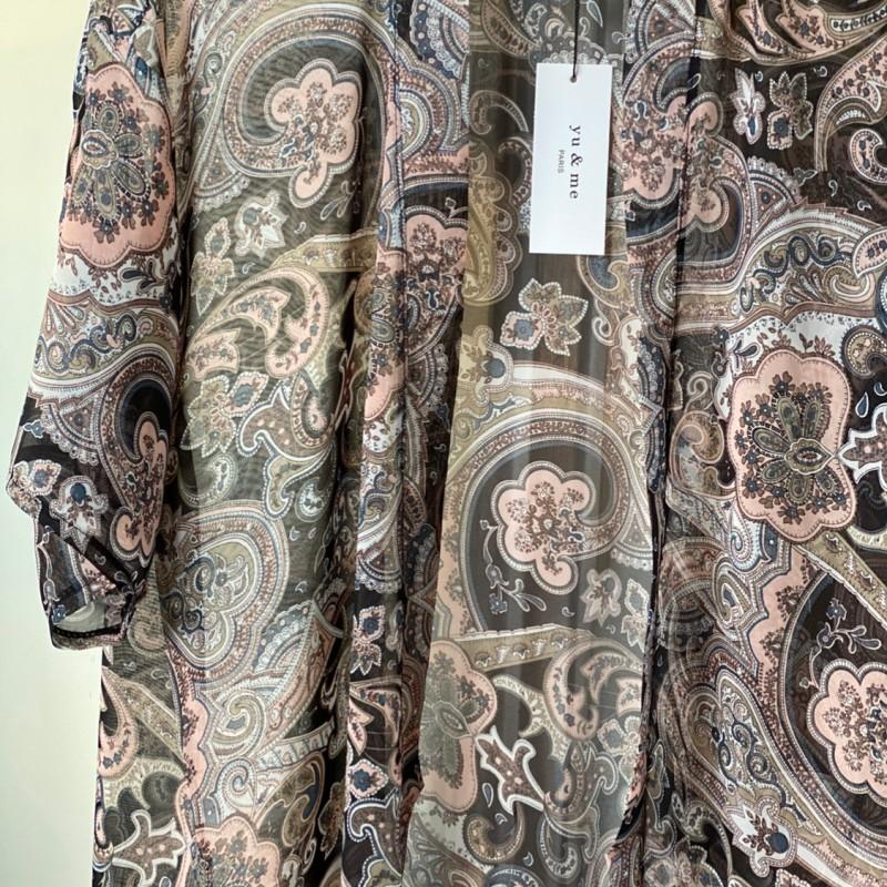 Kimono mönstrad
