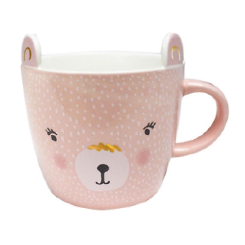 Kaffekopp- Mama bear cup