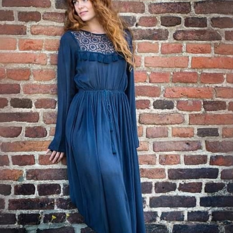Dream Catcher Maxi Dress