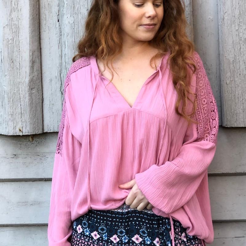 14-0120 Poppy blouse