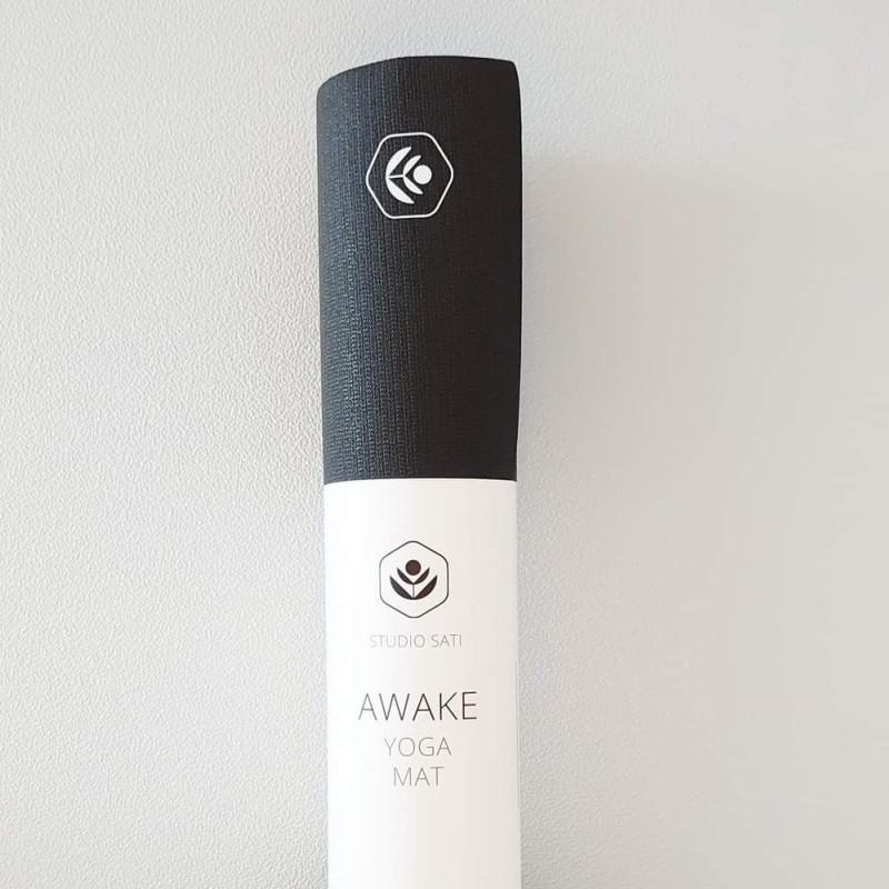 Yogamatte Awake 4mm  Brun