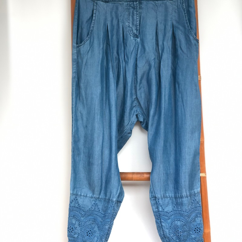 Tencel Earth Harem Pant