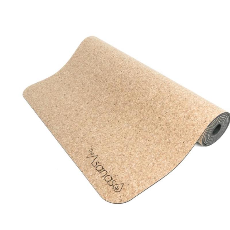 Yogamatte kork 3 mm