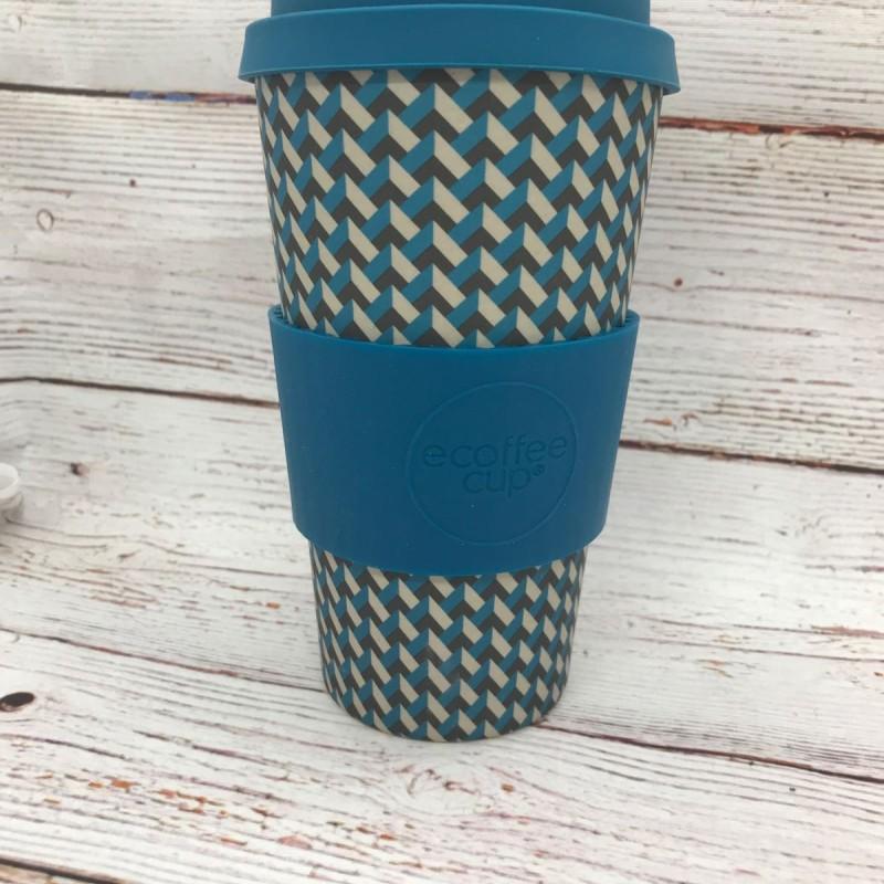 Reusable cup -  blue