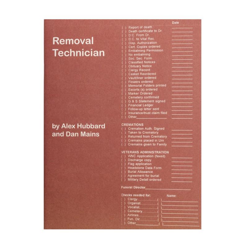 Alex Hubbard: Removal Technician