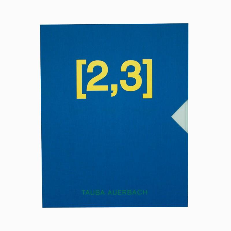 """Tauba Auerbach: """"[2,3]"""""""