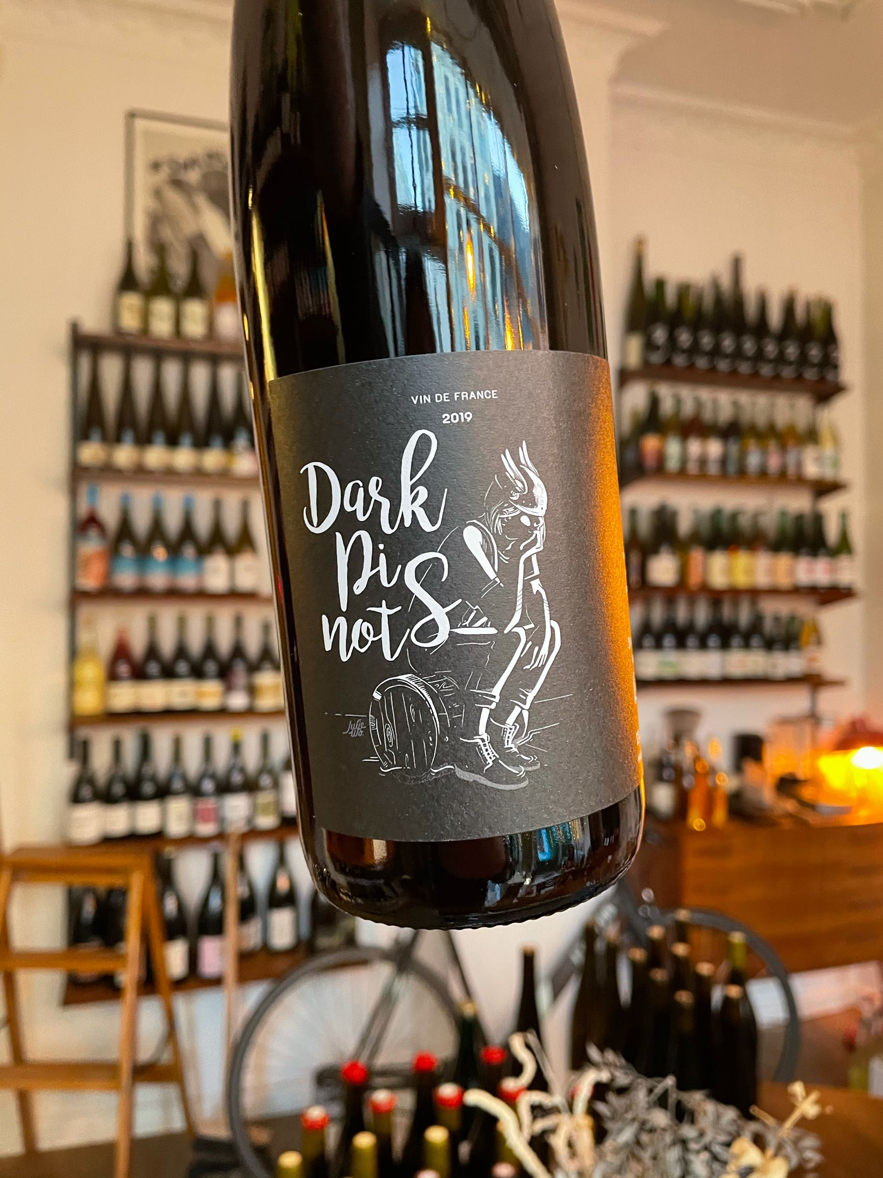 Dark PinotS '19 - Yannick Meckert / Du Vin aux Liens