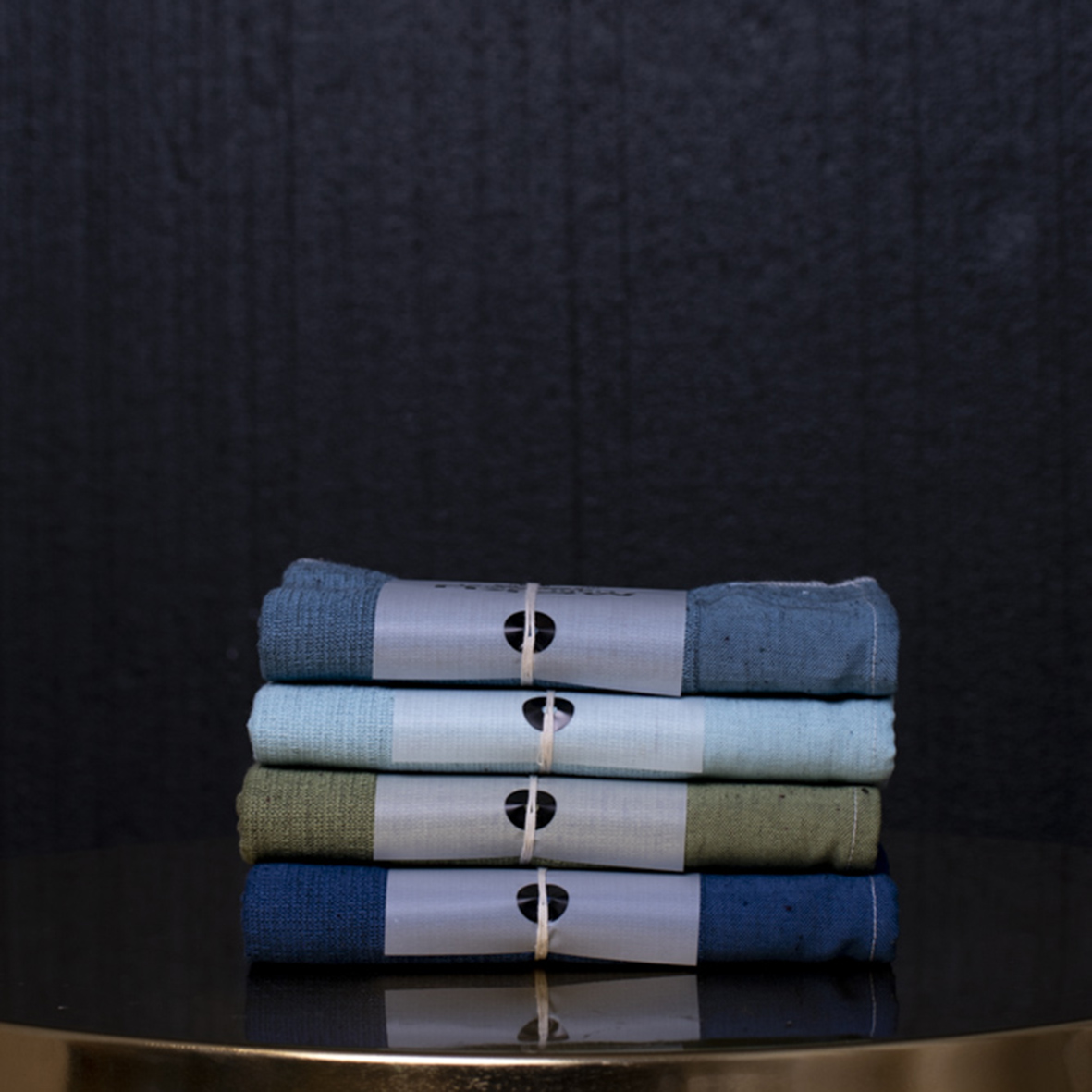 Pieni petrooli moku-pyyhe