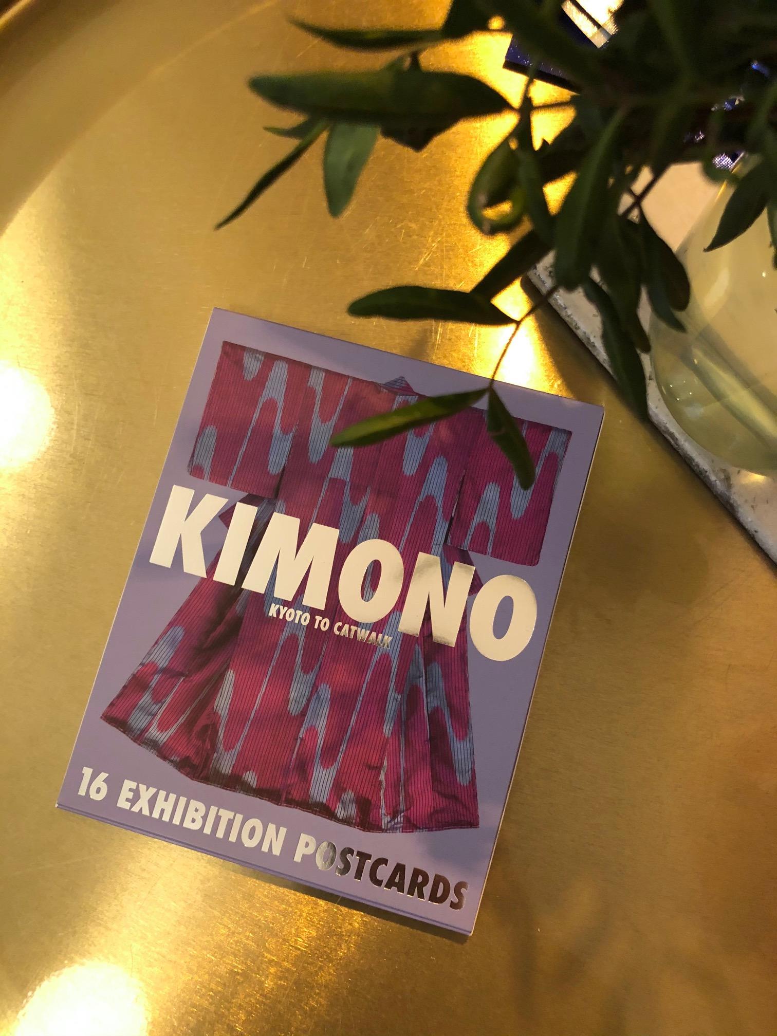 Kimono — Kyoto to Catwalk