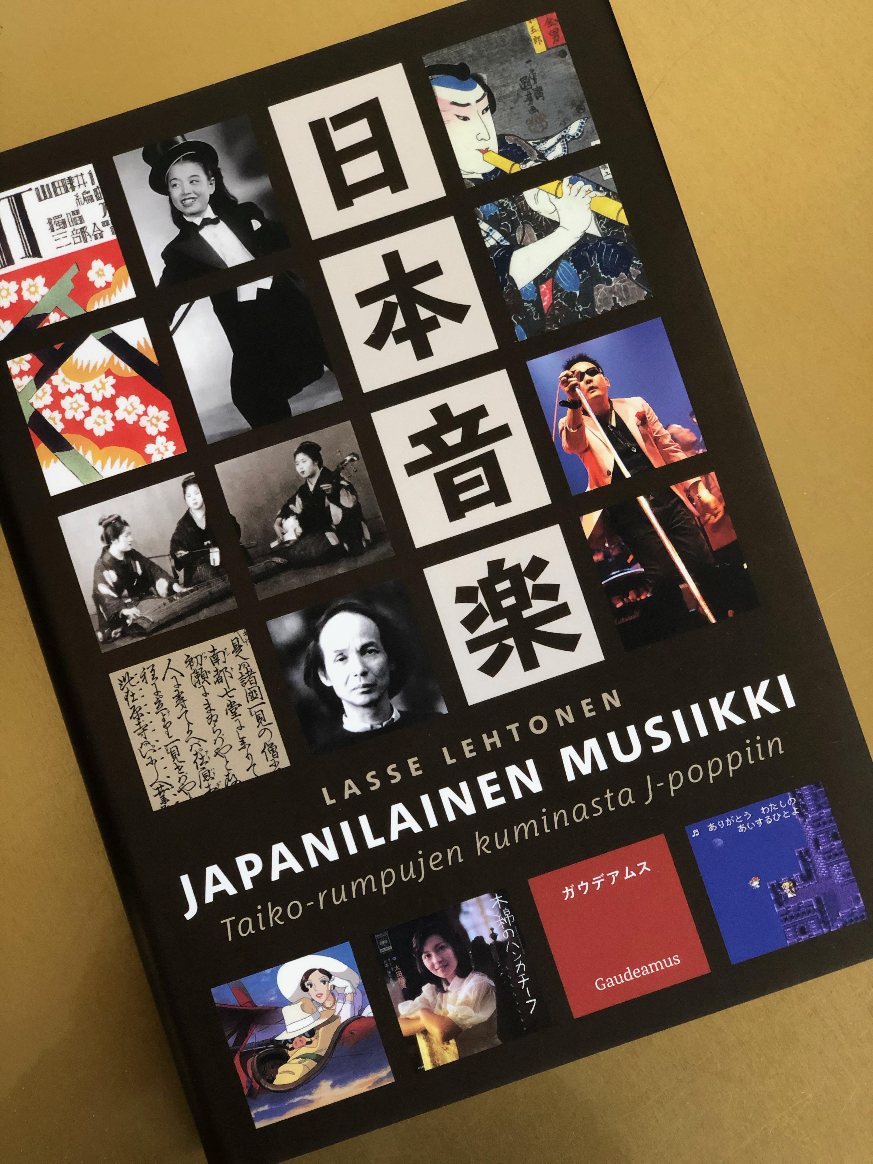 Lasse Lehtonen: Japanilainen musiikki