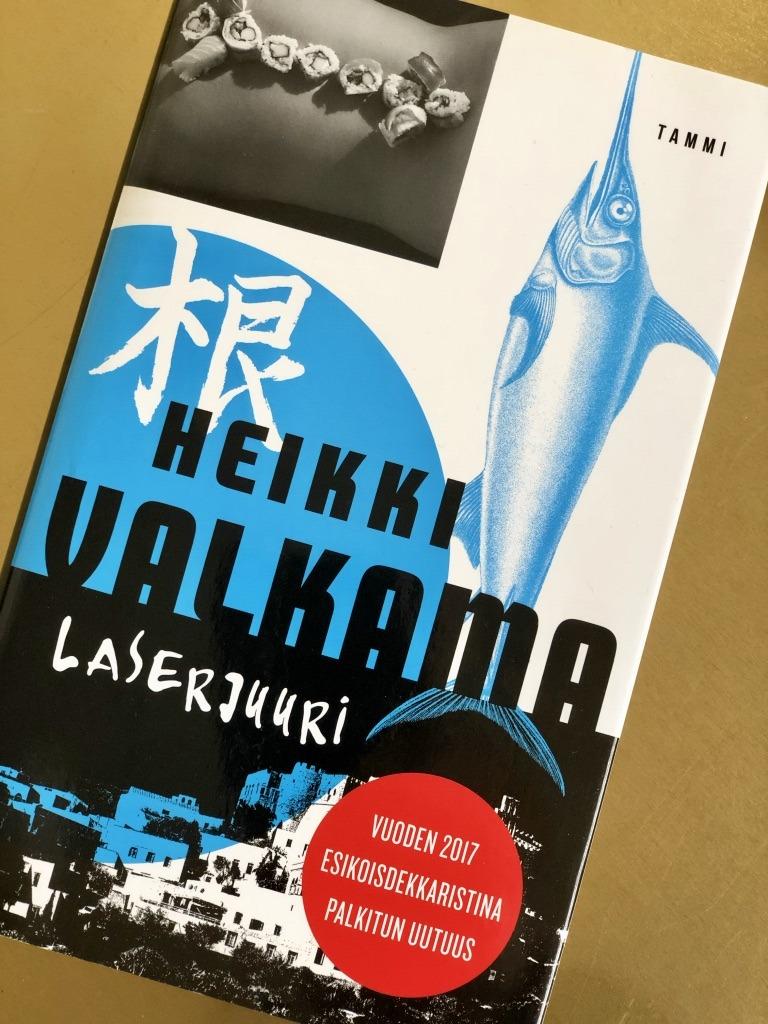 Heikki Valkama: Laserjuuri