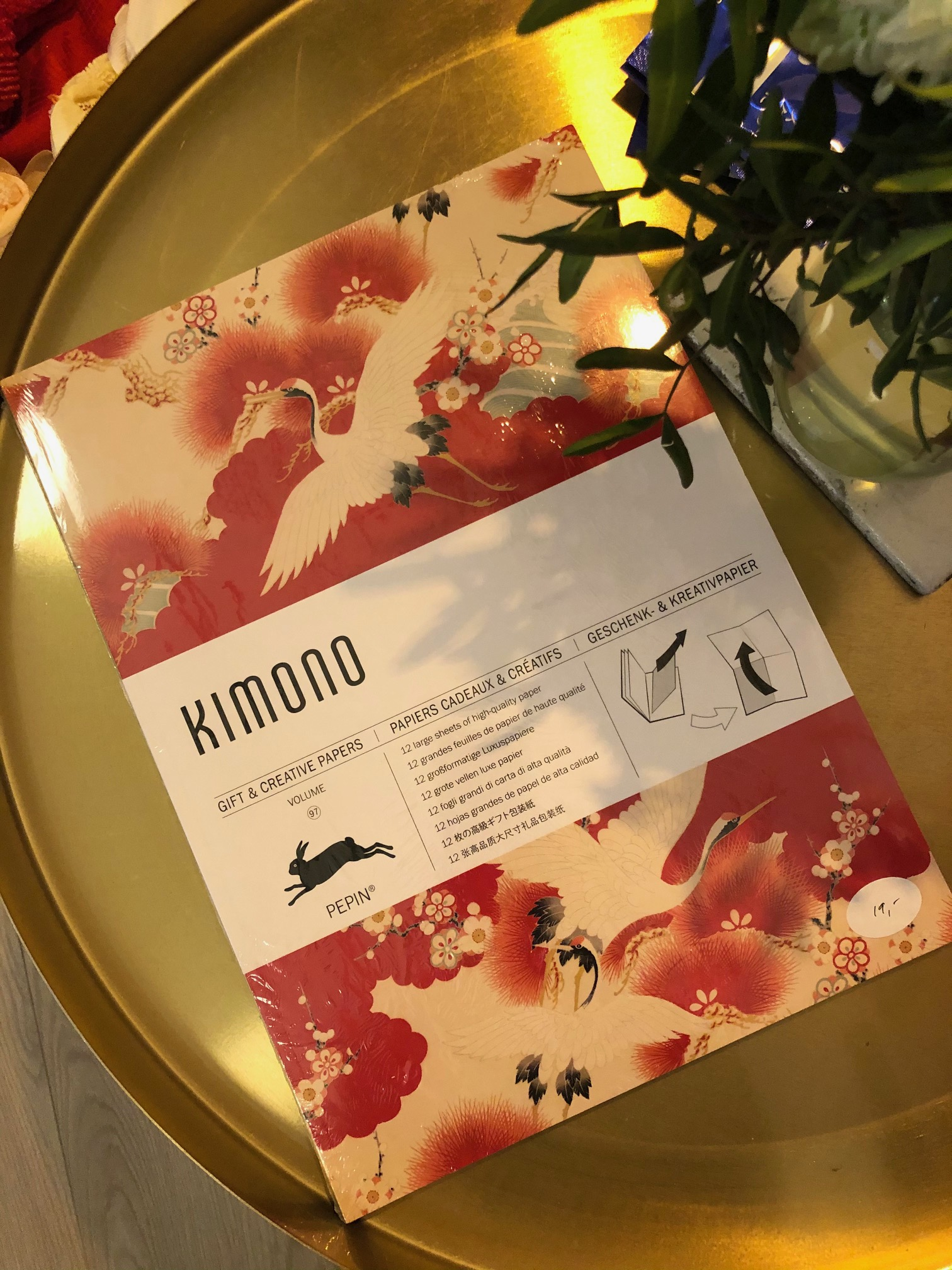 Kimono — Craft papers