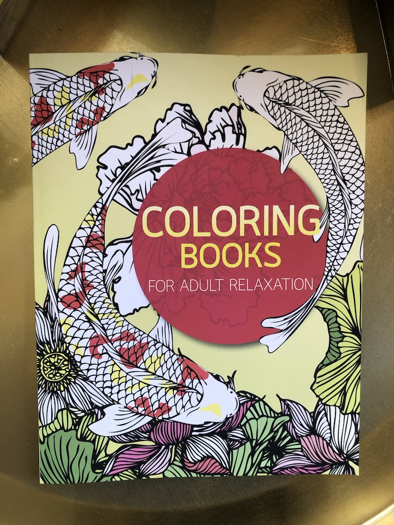 Coloring Books for Adult Relaxation