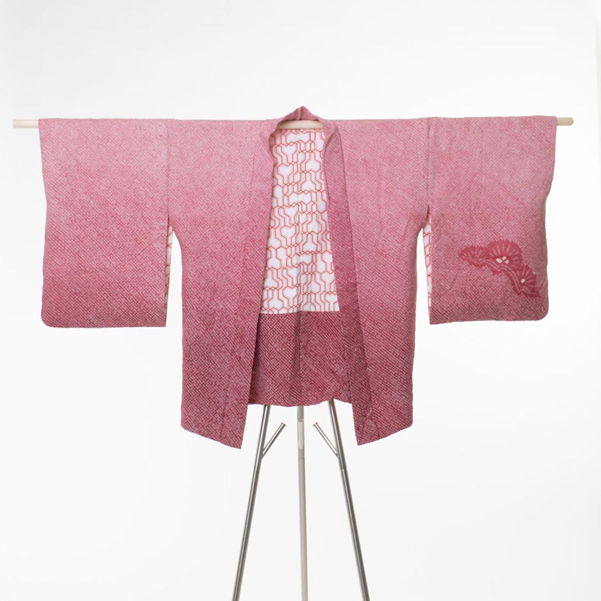Vaaleanpunainen vintagehaori