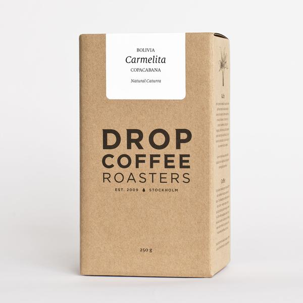 Drop Coffee | Carmelita natural - Bolivia