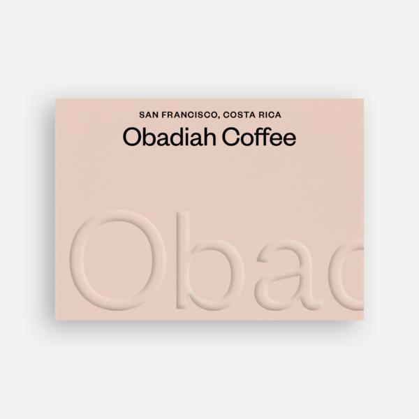 La Corriona El Salvador - Obadiah Coffee | 250g