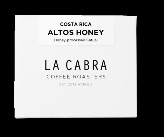 Altos Honey - Costa Rica   250g