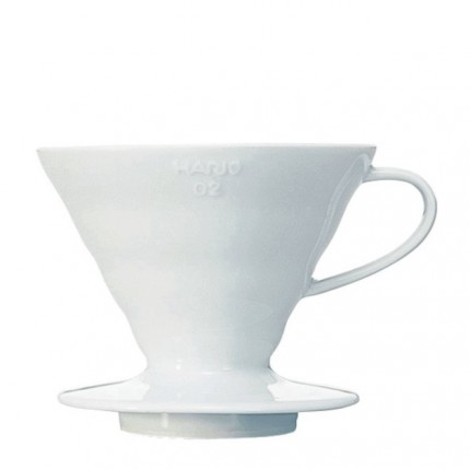 Hario Ceramic Dripper 02 white