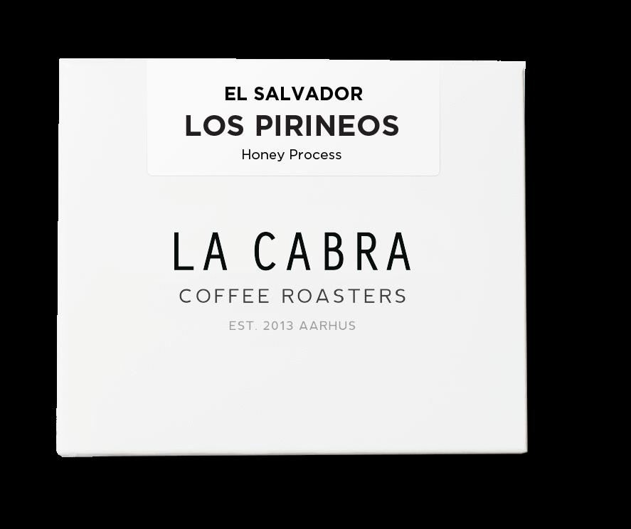 Los Pirineos honey - El Salvador | 250g