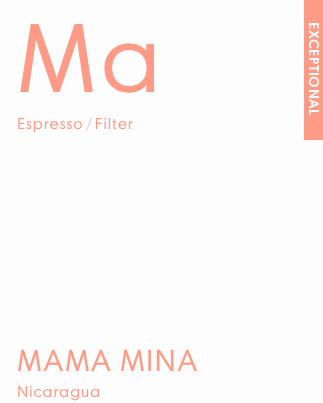 Mama Mina - Nicaragua | 250g