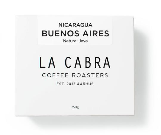 Buenos Aires Natural Java - Nicaragua | 250g