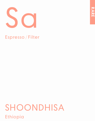 Shoondhisa natural - Ethiopia | 250g
