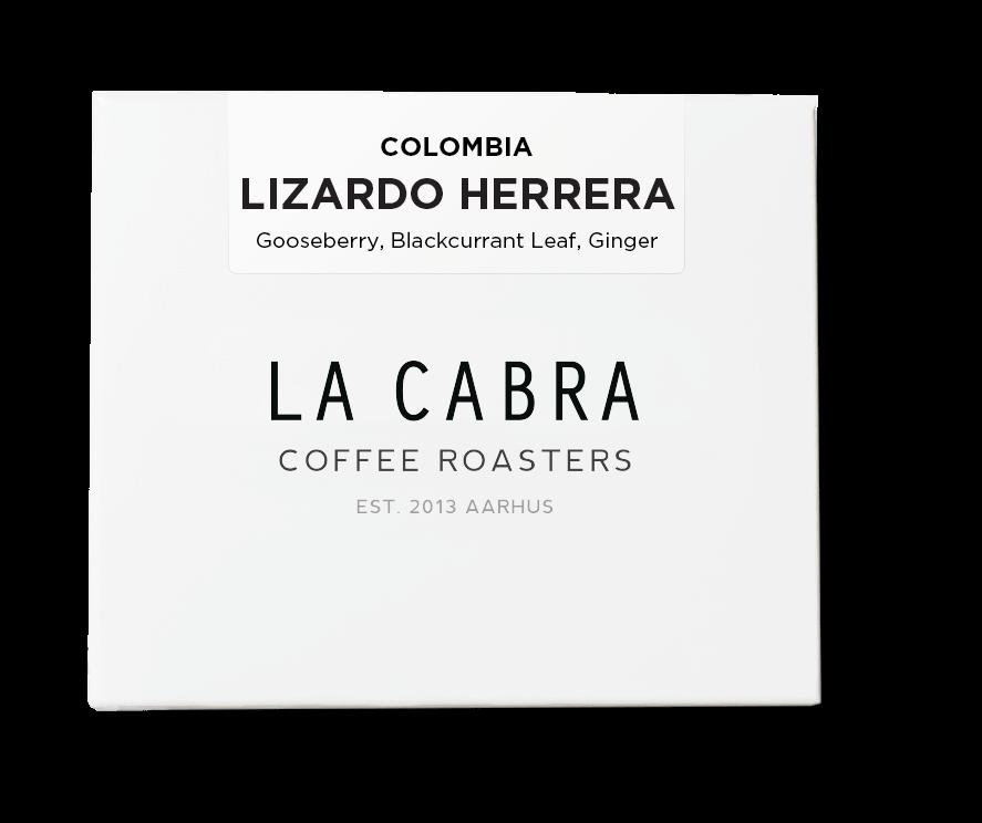 Lizardo Herrera Pink Bourbon - Colombia  | 250g