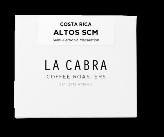 Altos Carbonic Maceration - Costa Rica   250g