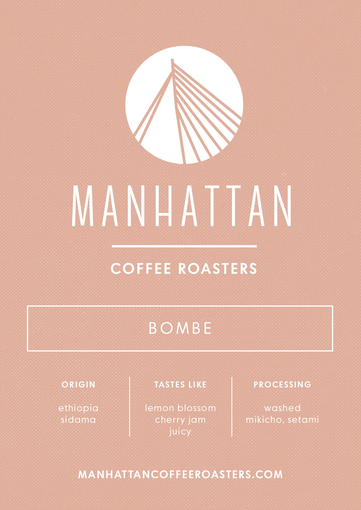 Bombe Espresso - Ethiopia | 250g