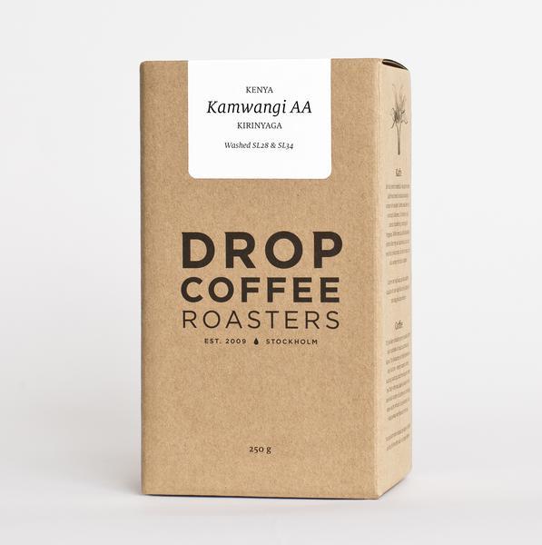 Kamwangi AA - Kenia   250g