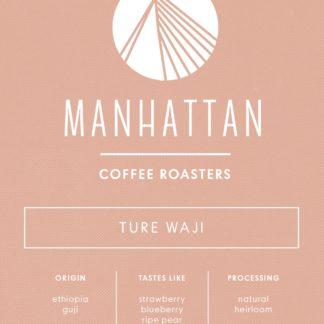 Ture Waji Espresso - Ethiopia | 250g