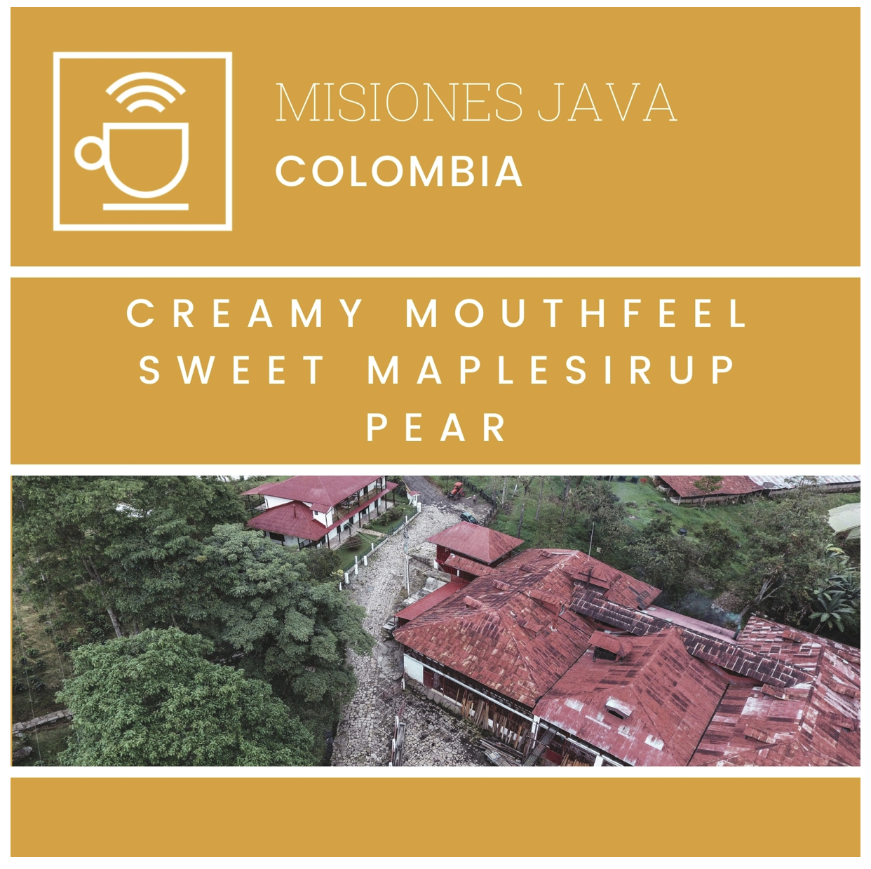 Misiones Java - Colombia | 250g