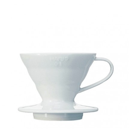 Hario Ceramic Dripper 01 white